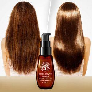 Huile Keratine Cheveux