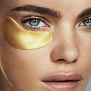 Masque Yeux Anti Cernes Or Collagène et Acide Hyaluronique