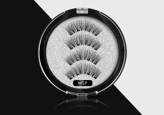 Faux Cils Magnétiques 4 aimants Hypnose
