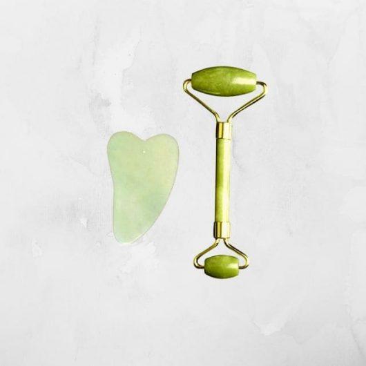rouleau pierre jade véritable