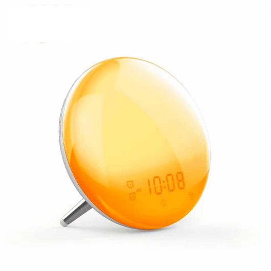 Simulateur aube réveil luminothérapie