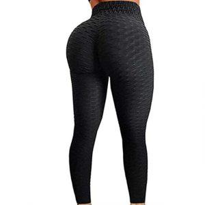 Legging anti-cellulite push up noir